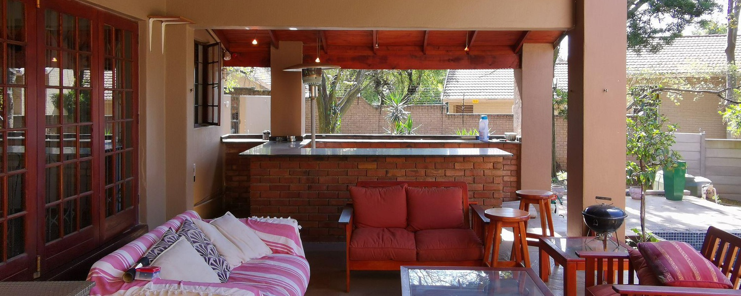 Patio and Entertainment from R390pps