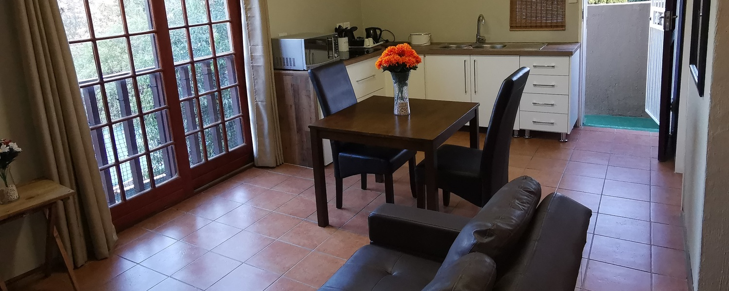 Upstairs Apartment from R350pps