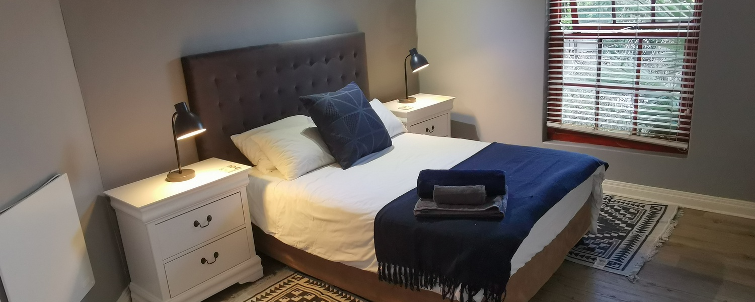 Penthouse Bedroom from R400pps